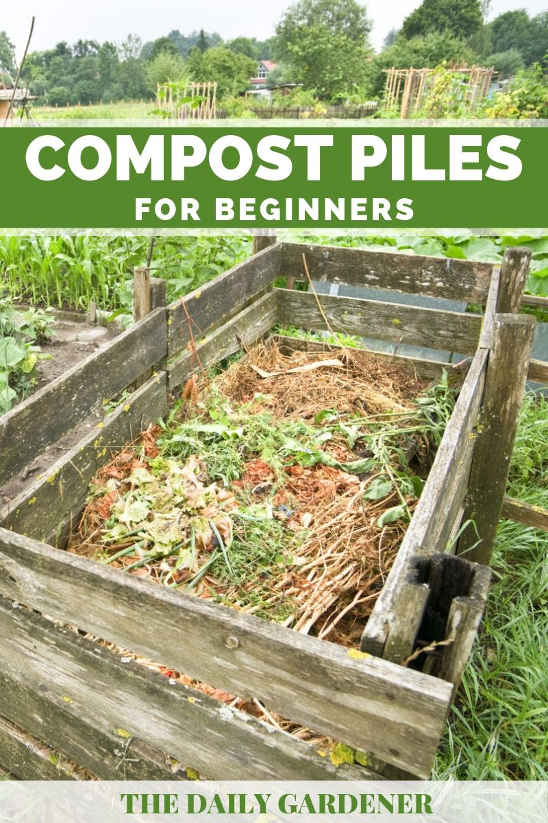 Compost Piles 2