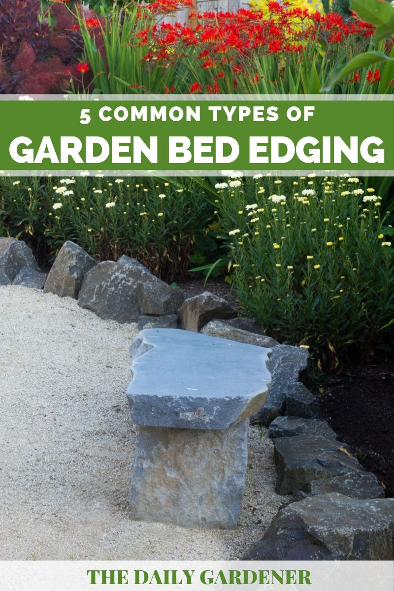 Garden Bed Edging 1