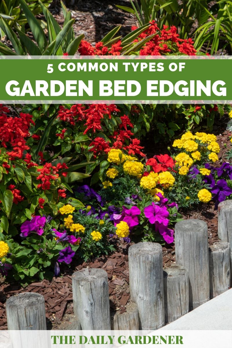 Garden Bed Edging 2