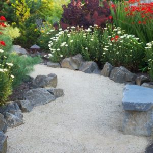 Garden Bed Edging