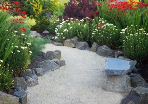 5 Common Types of Garden Bed Edging