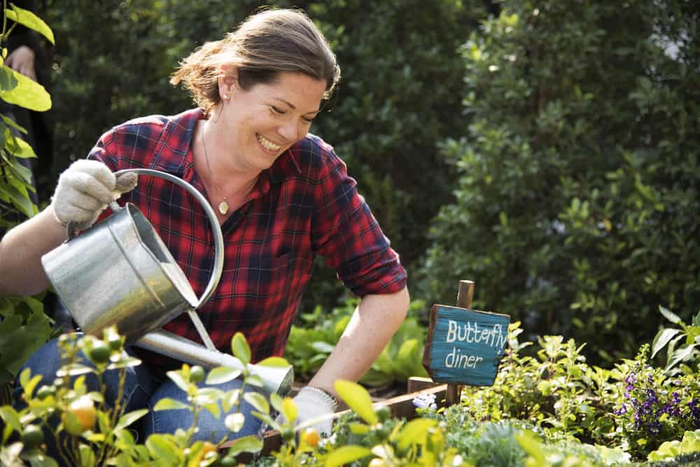 Gardening decreases the risk of depression and makes you happier