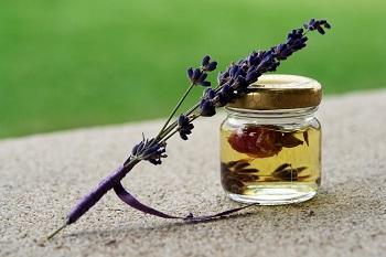 Lavender Oil Technique - Cold Oil Infusion