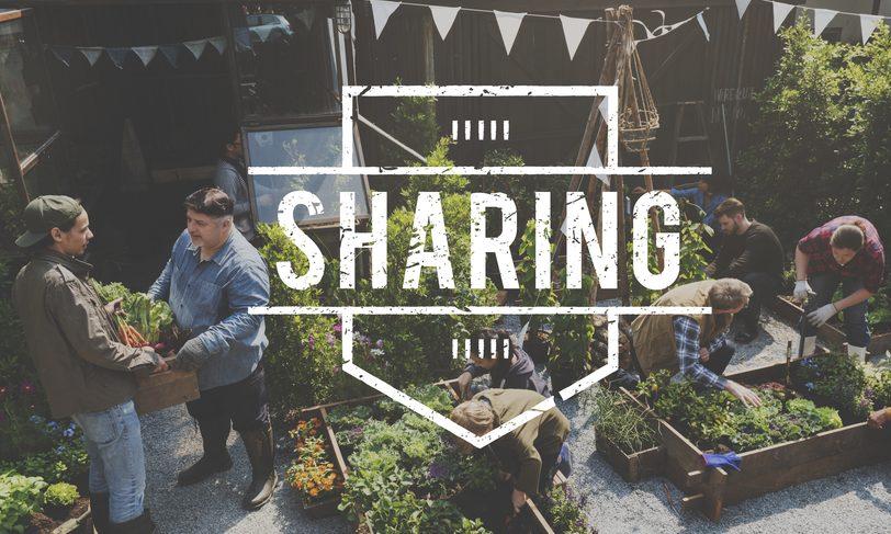 garden share work