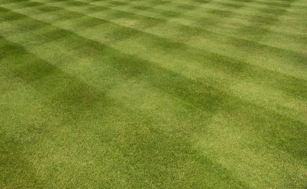 mow lawn Patterns