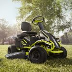 100 AH ELECTRIC RIDING MOWER