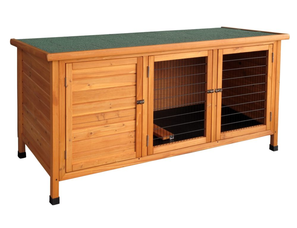 Best Rabbit Hutch for Outdoor & Indoor Materials
