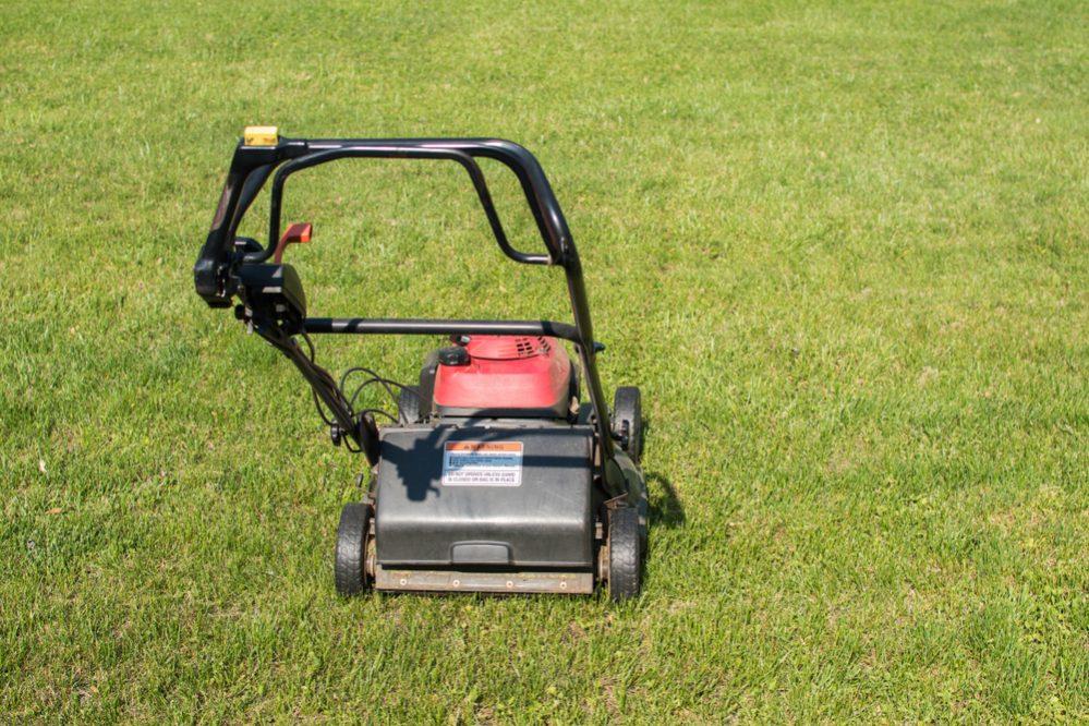 Best Self Propelled Lawn Mower reviews height