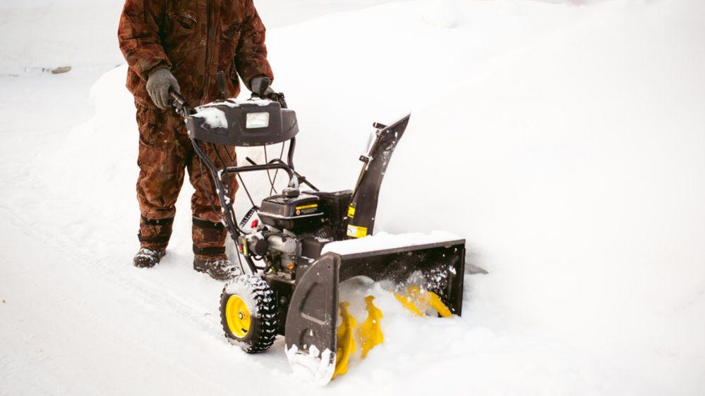 Best Snow Blower reviews technical