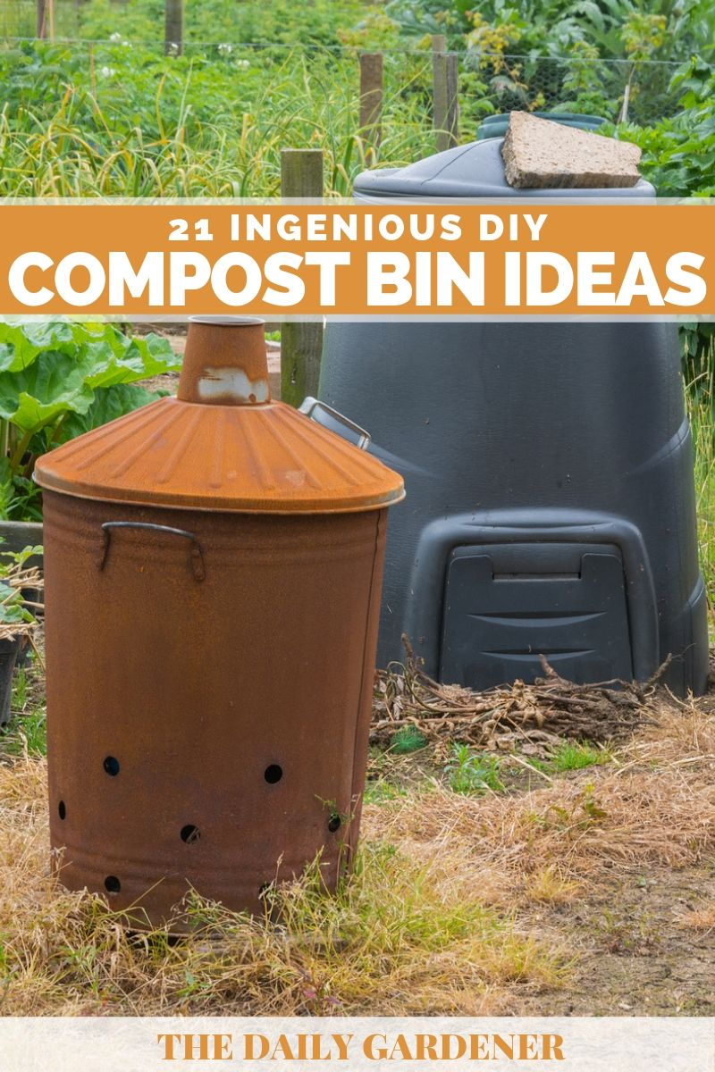 DIY Compost Bin Ideas 2