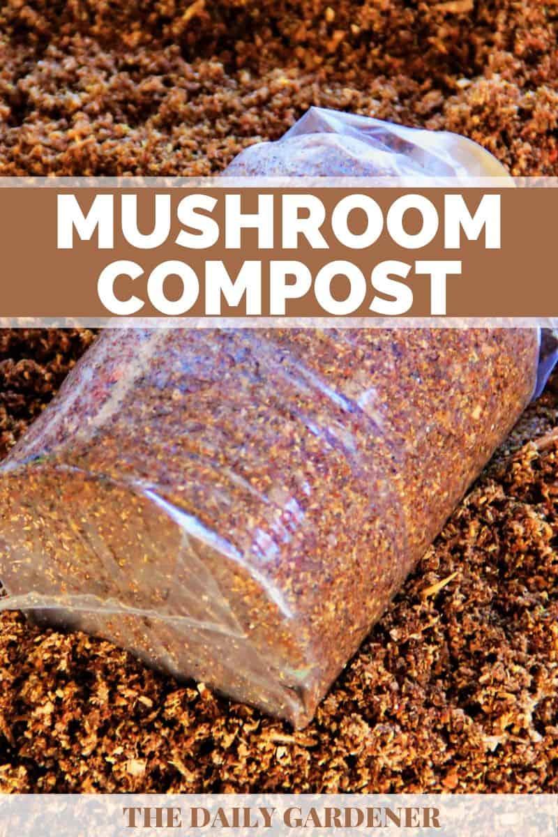 Mushroom Compost pin