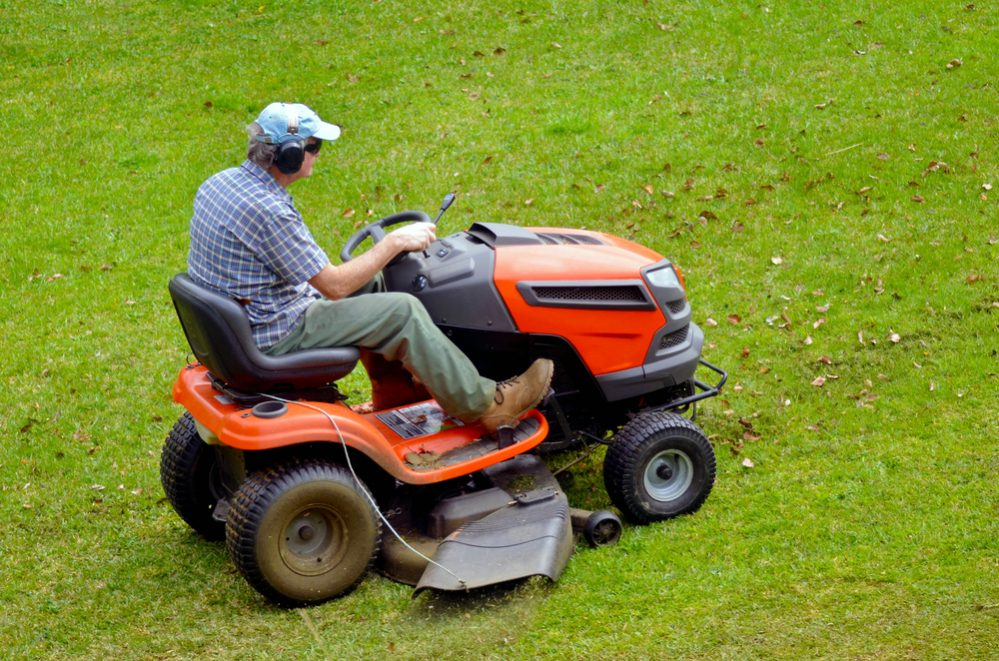 best Riding Lawn Mower level