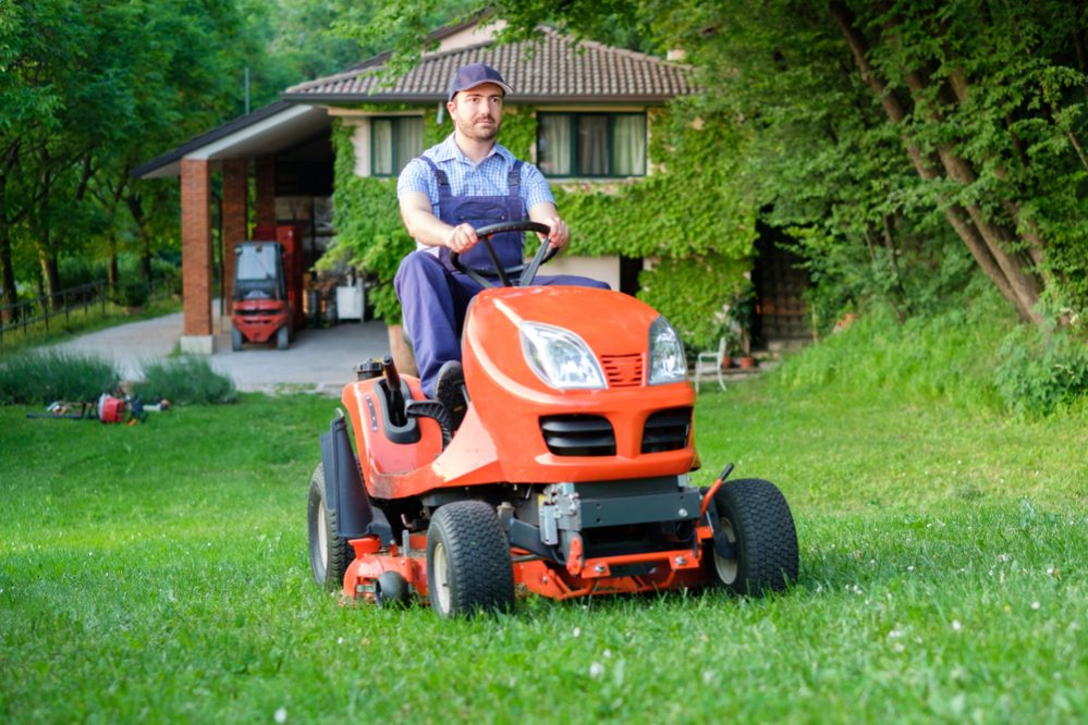 best lawn tractor Maintenance
