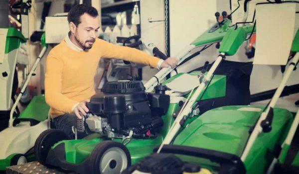 160cc vs 190cc Lawn Mower Engine