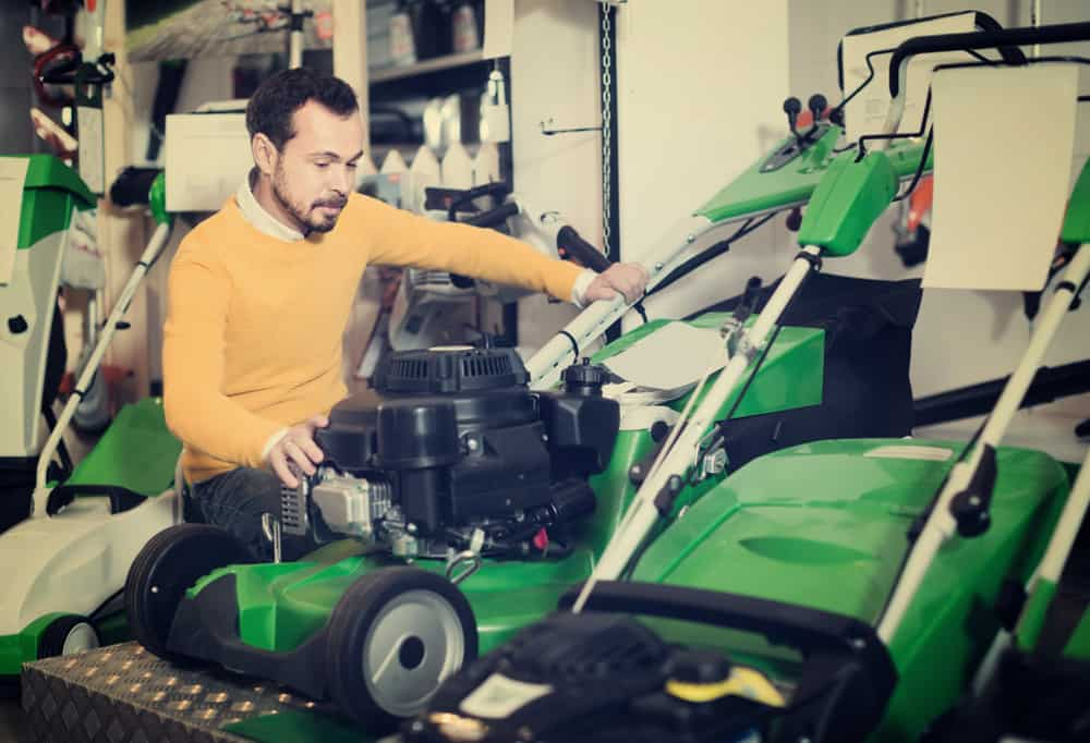 160cc vs 190cc Lawn Mower Engine