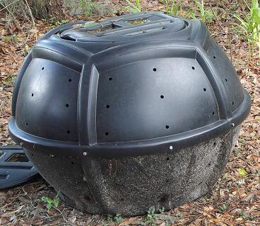 Ball-shaped tumbler