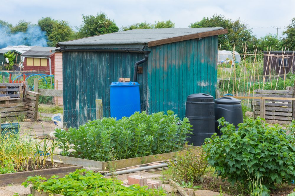 Benefit of Storing Compost
