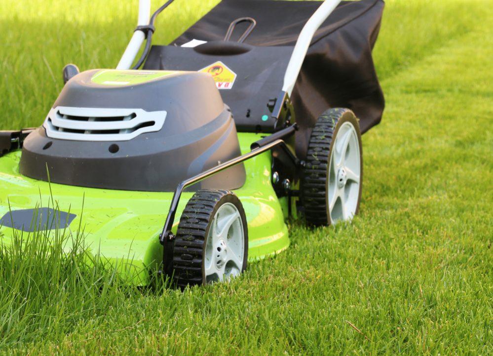 Best Electric Cordless Lawn Mower Reviews advantages