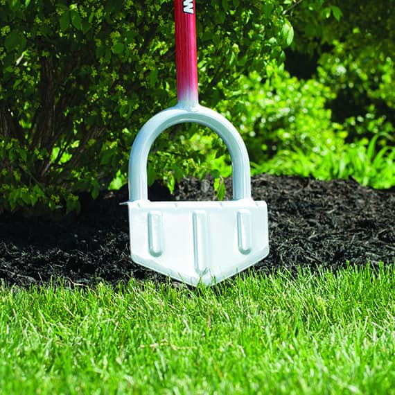 Garden Weasel manual lawn edger