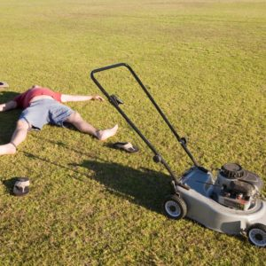 How Many Calories Does Mowing the Lawn Burn