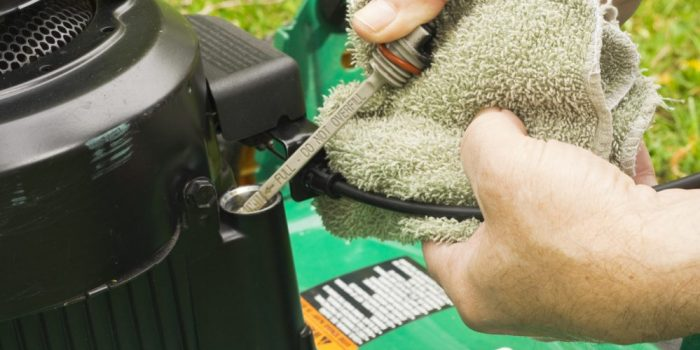 How Much Oil Does a Lawn Mower Take