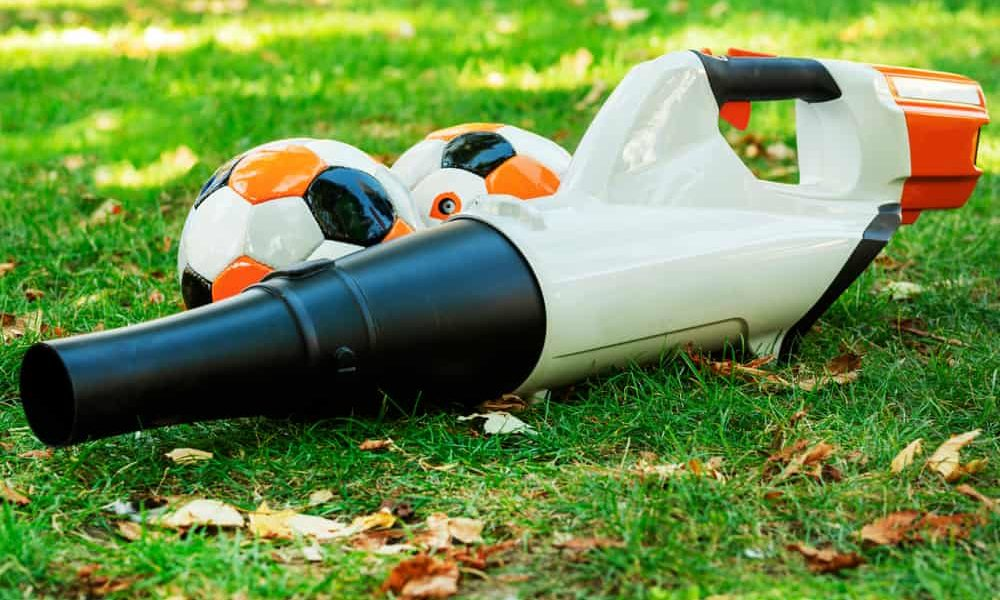 How to Use a Leaf Blower