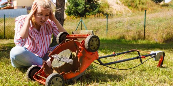 Lawn Mower Stops After Starting a Few Minutes?