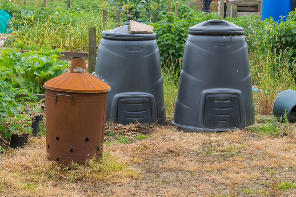 Store Your Compost Based on the Compost Type
