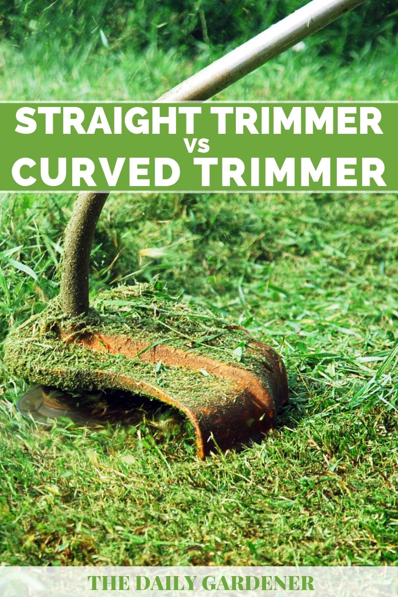 Straight vs Curved Trimmer 1