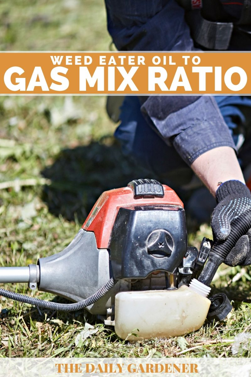 Weed Eater Oil to Gas Mix Ratio 2