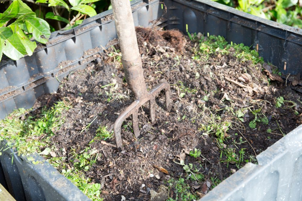 When to Turn Over Your Compost
