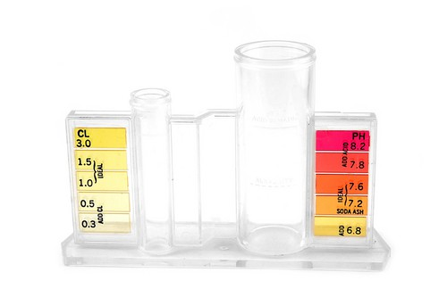 chlorine testing kits