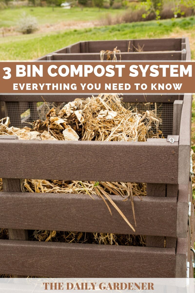 3 Bin Compost System 1