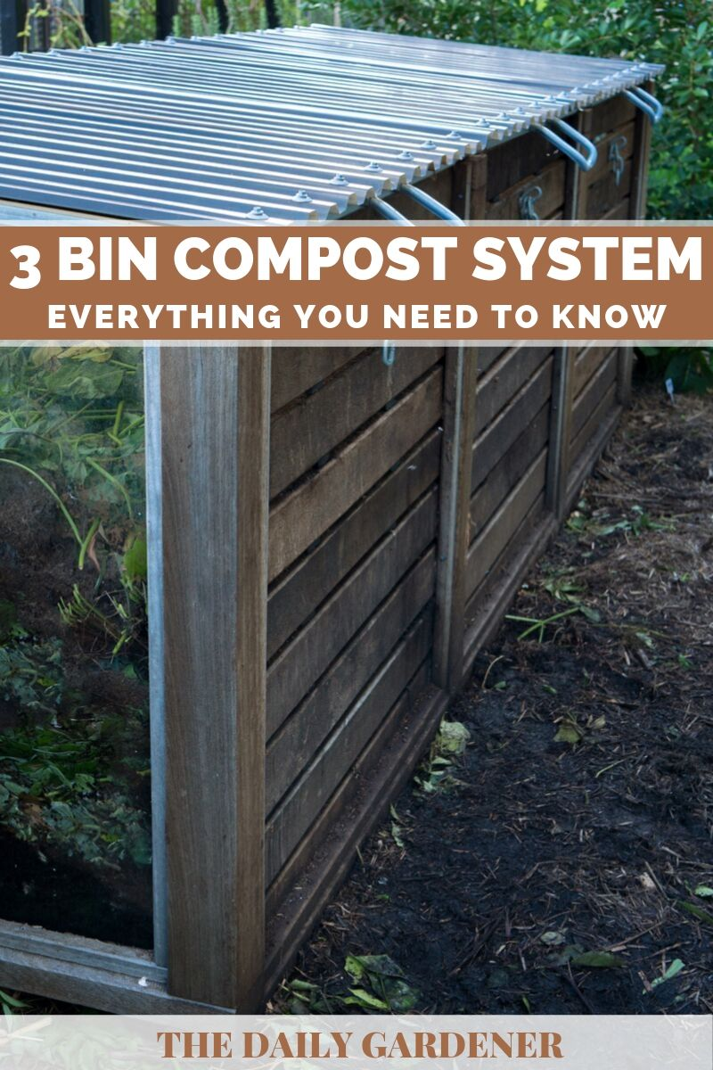 3 Bin Compost System 2
