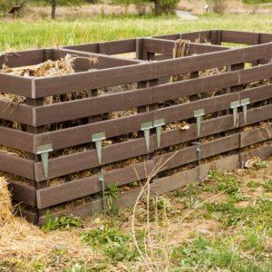 3 Bin Compost System
