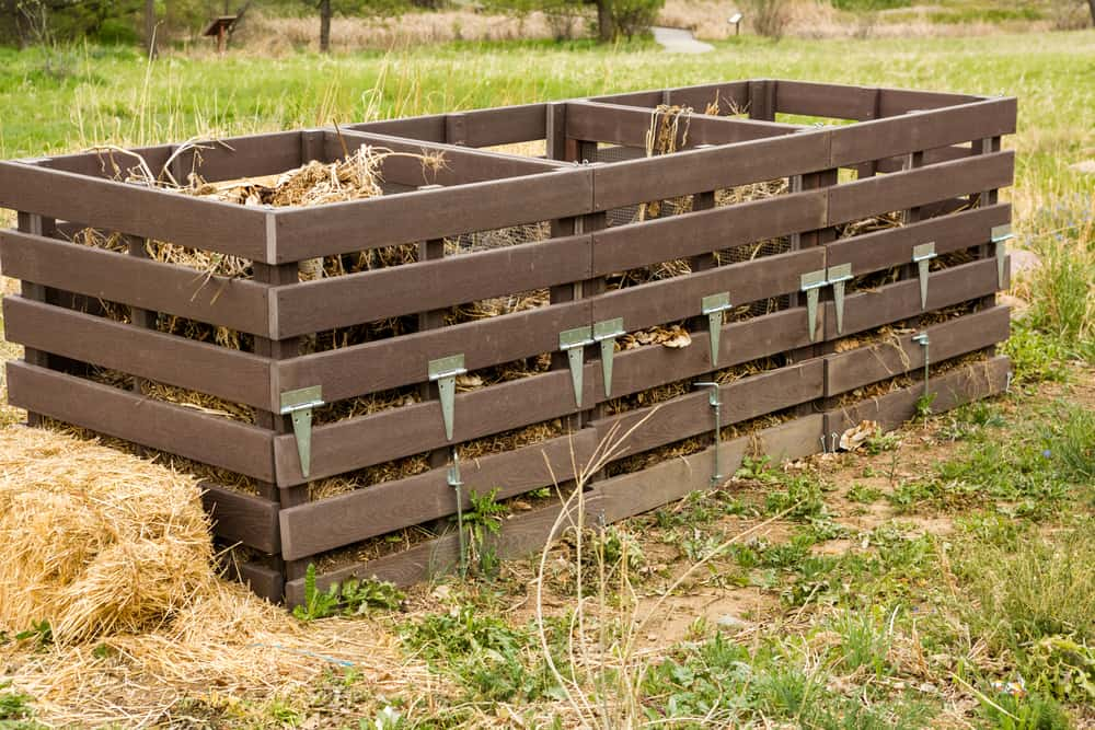 3 Bin Compost System
