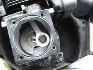 4 Cycle Gas Leaf Blower