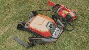 Battery Powered Chainsaw weight