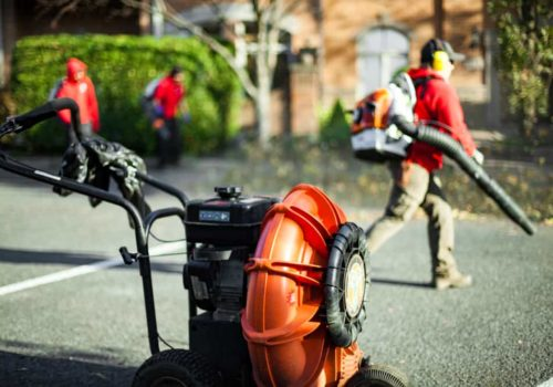 Best Walk Behind Leaf Blower Reviews 2019 – Top Self Propelled & Push Leaf Blower