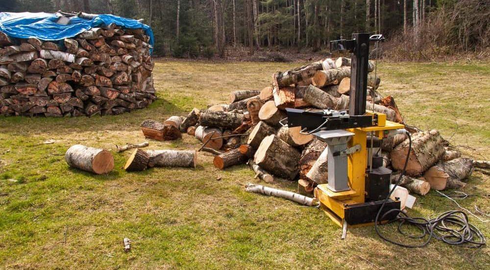 Best commercial wood splitter