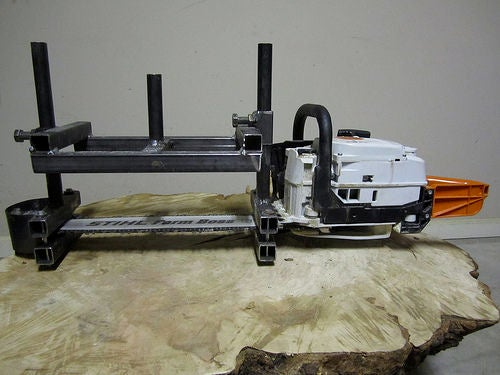 Chainsaw Mill DIY