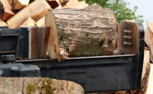 Commercial Log Splitter ​Log Capacity