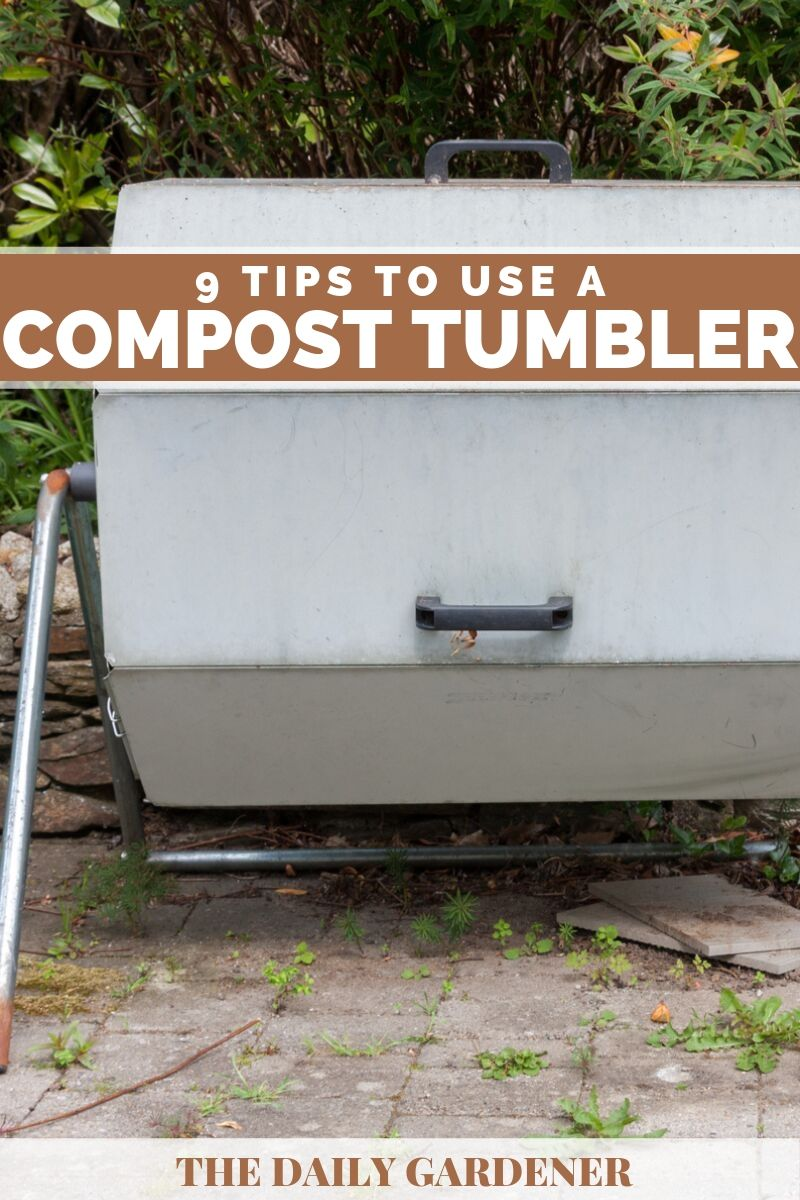 Compost Tumbler 1