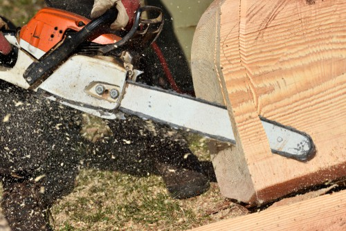 Electric Chainsaw power