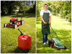Electric Vs. Gas Lawn Mower