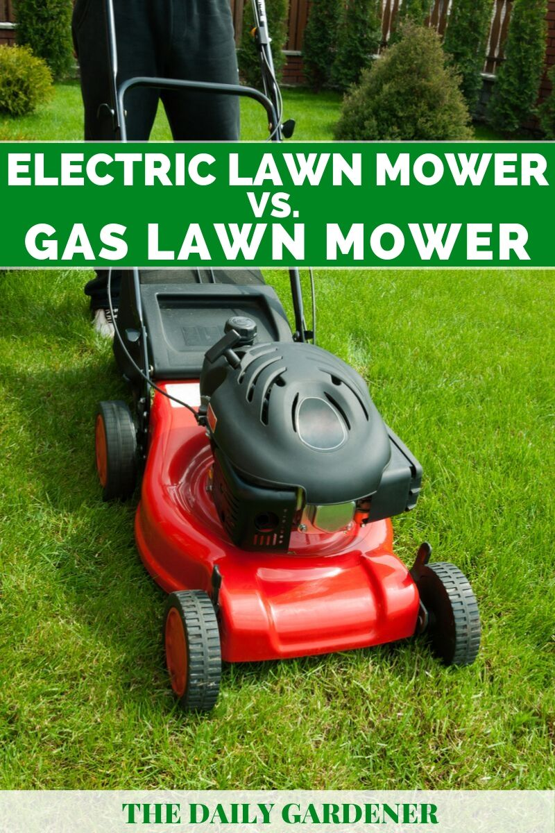 Electric Vs. Gas Lawn Mower 4
