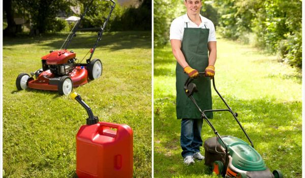 Electric Vs. Gas Lawn Mower