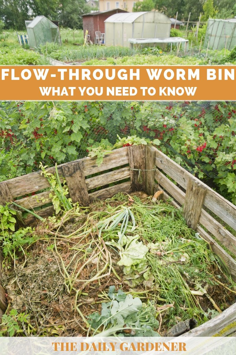 Flow-Through Worm Bin 2