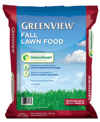 GreenView lawn Fertilizer