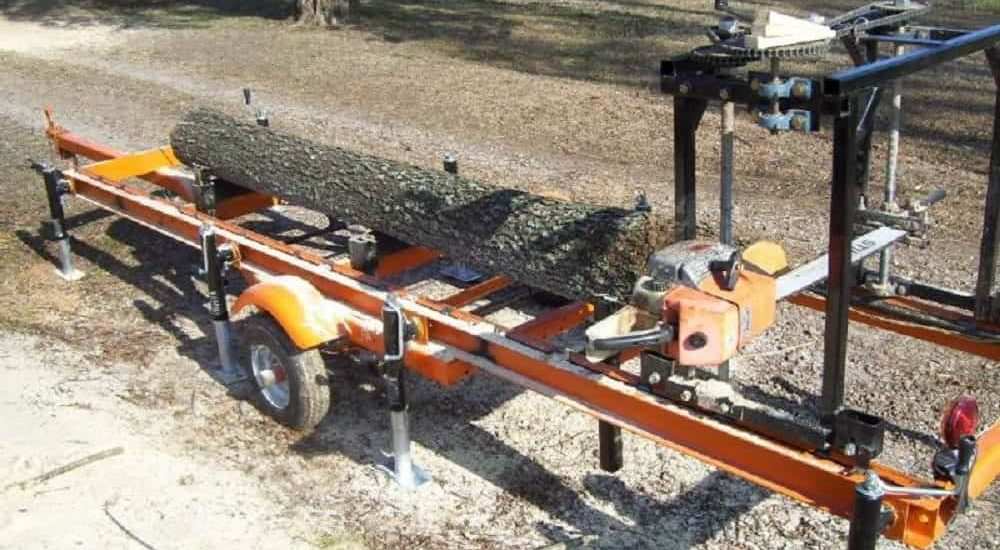 Homemade Chainsaw Mill Plans